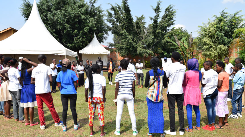 Contribution of Children's Grassroots Group