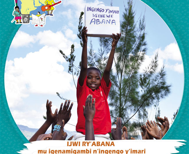 Accountability for children's Rights In Rwanda Achievement