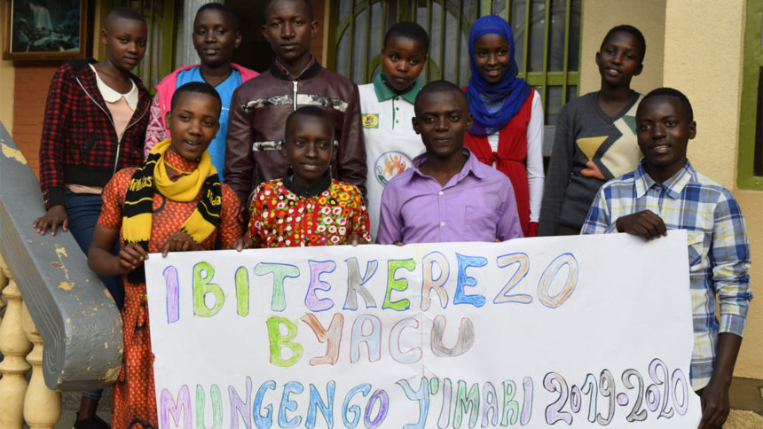 Children's Views on the 2019/2020 Budget to Parliament