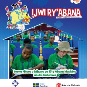 Ijwi Ry'Abana Magazine No.4
