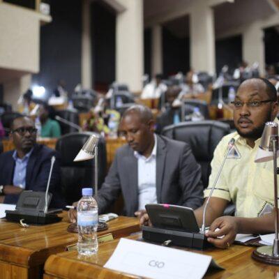 Abana bagaragaje ibyo bifuza ko bihabwa umwanya mu ngengo y'imari ya 2019/2020