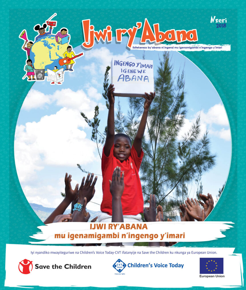IJWI RY'ABANA Magazine No3