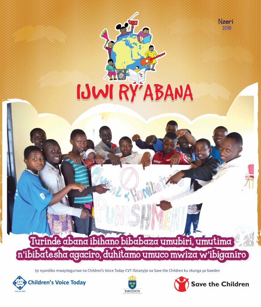 IJWI RY'ABANA Magazine No1